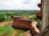 Blick vom Agra Fort