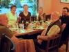 Abendessen bei Al Torchio