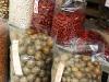 chinesische Früchte und Kräuter