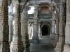 verzierte Säulen
