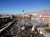 Blick auf den Barkhor Square