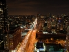Toronto bei Nacht - vom Balkon aus