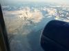 schöne Aussicht auf Alaskas Gletscher