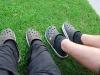 unsere Crocs :-)