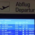 Verspätung in München